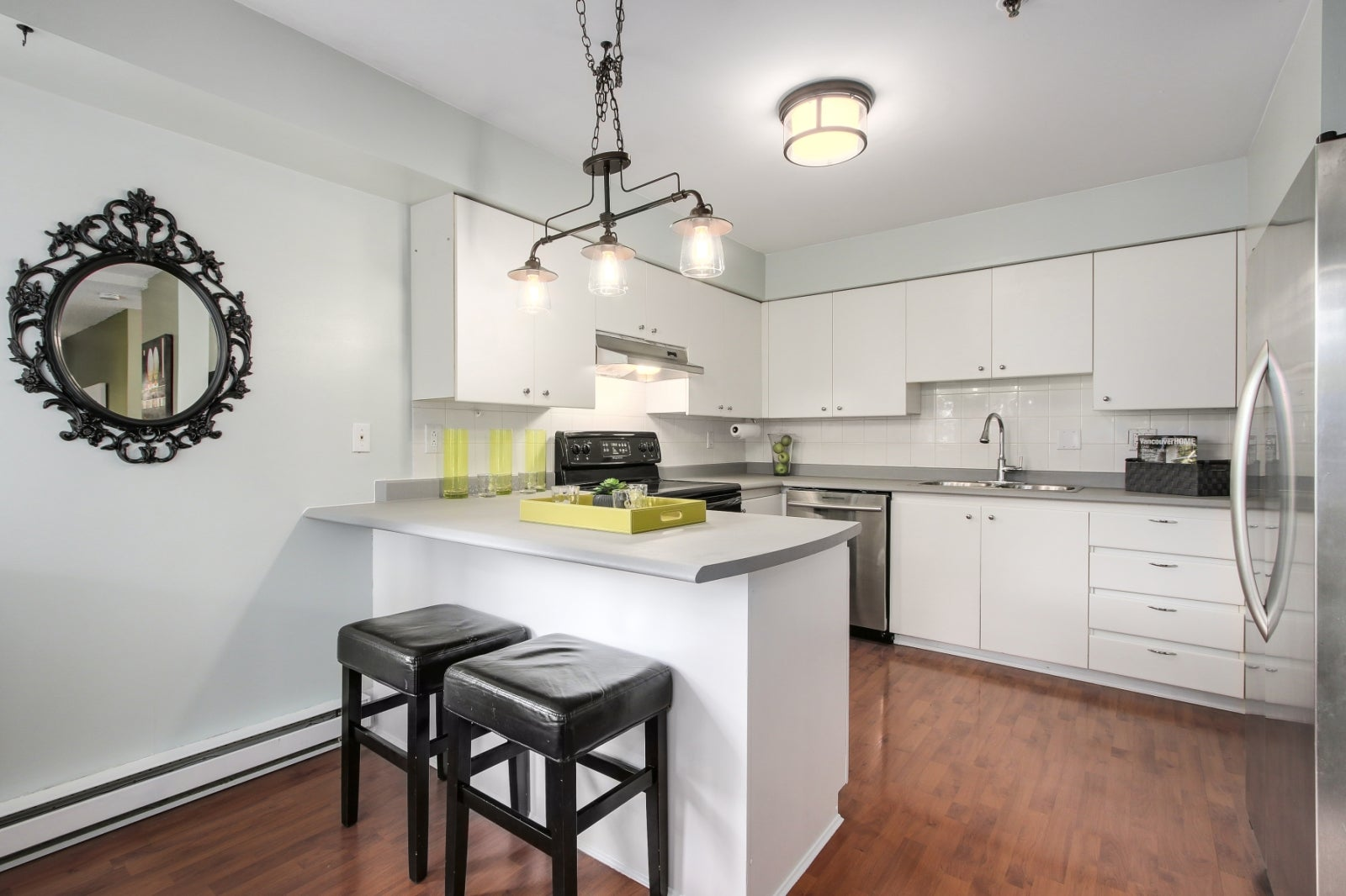 9 7345 SANDBORNE AVENUE - South Slope Townhouse for sale, 2 Bedrooms (R2165161) #8