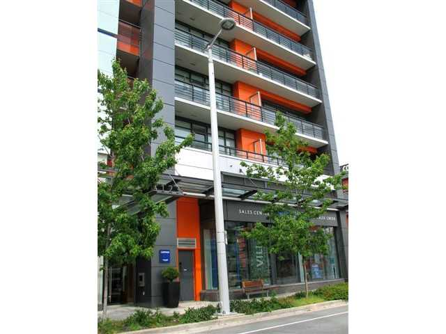 # 308 123 W 1ST AV - False Creek Apartment/Condo for sale, 1 Bedroom (V967541) #1