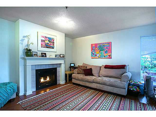 # 9 7345 SANDBORNE AV - South Slope Townhouse for sale, 2 Bedrooms (V998544) #2