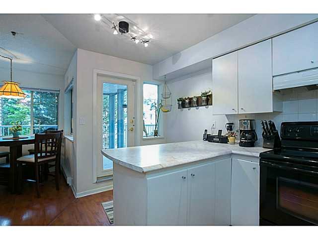 # 9 7345 SANDBORNE AV - South Slope Townhouse for sale, 2 Bedrooms (V998544) #6
