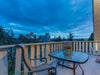 You'll enjoy beautiful views to the Gulf Islands from this large upper balcony -