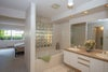 Huge open plan master ensuite